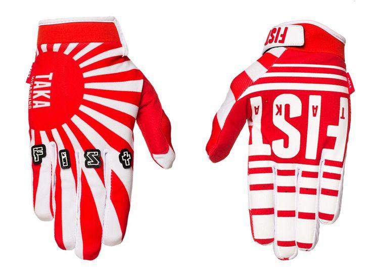 "Fist Handwear ""Taka Rising"" Gloves | kunstform BMX Shop & Mailorder - worldwide shipping"