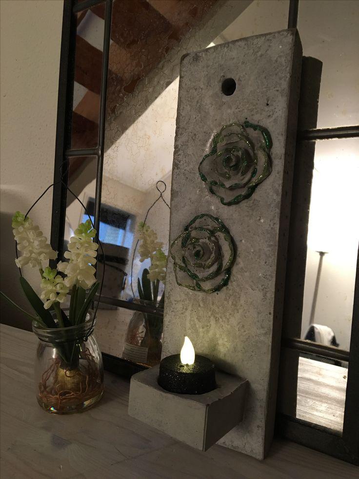 Hygge lys til ophæng på væg