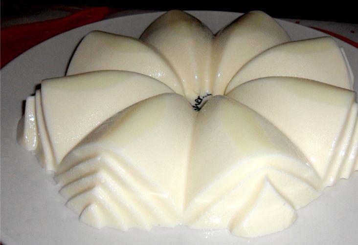 bianco mangiare #white #sweet #ricetta #recipe #ricettedisardegna #sardegna #sardinia