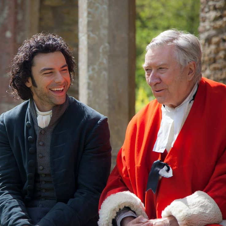 Poldark: behind the scenes on the BBC drama - in pictures