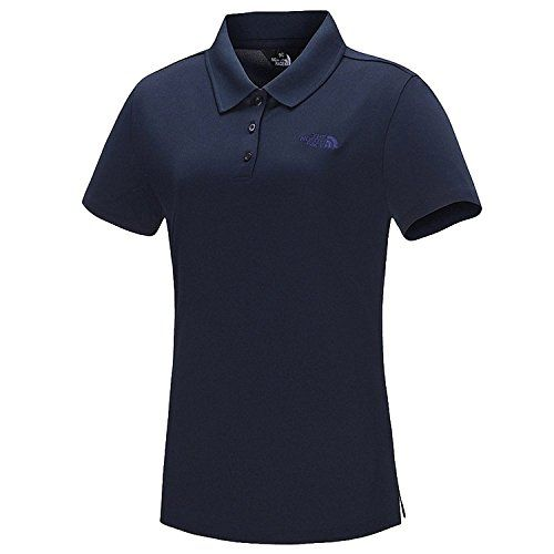 (ノースフェイス) W'S CMX BASIC S/S POLO INK NFT7PI35 N rym0621 (... https://www.amazon.co.jp/dp/B072Z87VFC/ref=cm_sw_r_pi_dp_x_bz8szbYY2RMEK