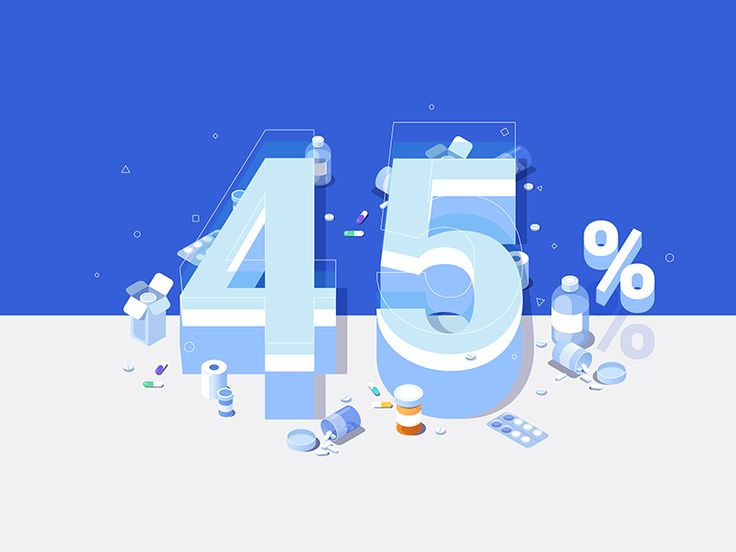 45% by Igor Kozak