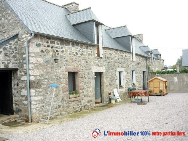 Envie d'une maison en bord de mer dans les Côtes-d'Armor ? Visitez cette longère à Plurien et finalisez votre achat immobilier entre particuliers. http://www.partenaire-europeen.fr/Actualites-Conseils/Achat-Vente-entre-particuliers/Immobilier-maisons-a-decouvrir/Maisons-a-vendre-entre-particuliers-en-Bretagne/Maison-longere-pierres-renovee-bord-de-mer-toiture-neuve-ID2734386-20150717 #maison