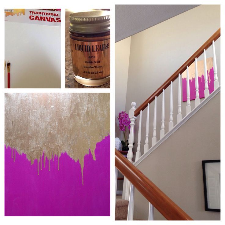 how to get acrylic paint out of of walls