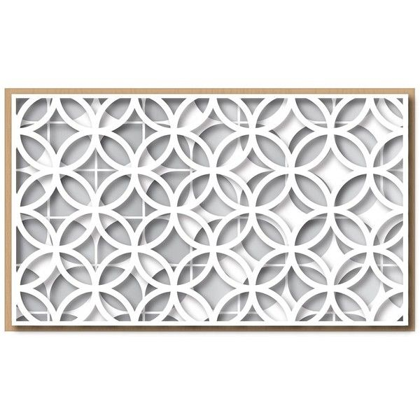 """Layered Card Stock Wall Art - 12"""""""" x 20"""""""" (48.870 COP) ❤ liked on Polyvore featuring home, home decor, wall art and assorted ast"""