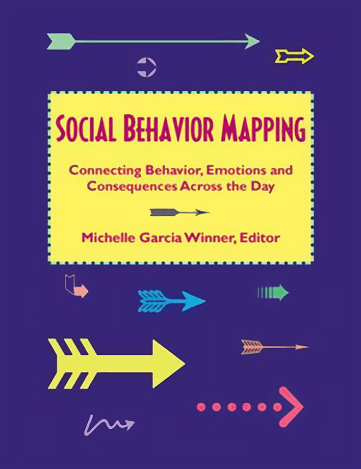 One of the most successful tools of Social Thinking®, Social Behavior Mapping offers cognitive behavior strategy to teach individuals about the specific relationship between behaviors, others' perspectives, others' actions (consequences) and the student's own emotions about those around him or her. Intended for 3rd-12th grade students and is most effective for students with solid language skills.