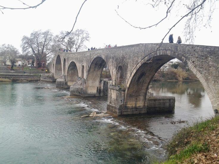 Γέφυρα Αρτας