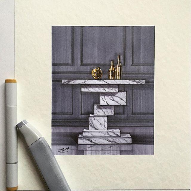 Interior RenderingInterior SketchInterior DesignSketch