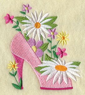 Machine Embroidery Designs at Embroidery Library! - Color Change - F3328
