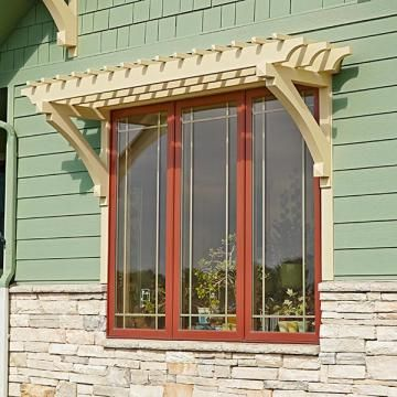 Made-in-the-shade Pergola Downloadable Plan | WOOD Magazine