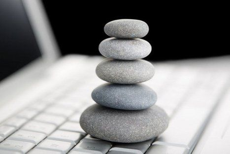 Zen and the art of teaching online | SteveB's Social Learning Scoop | Scoop.it