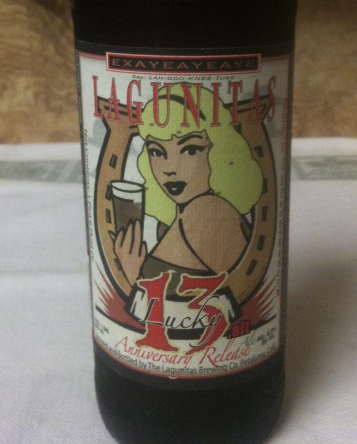 Lucky 13.alt from Lagunitas Brewing Company