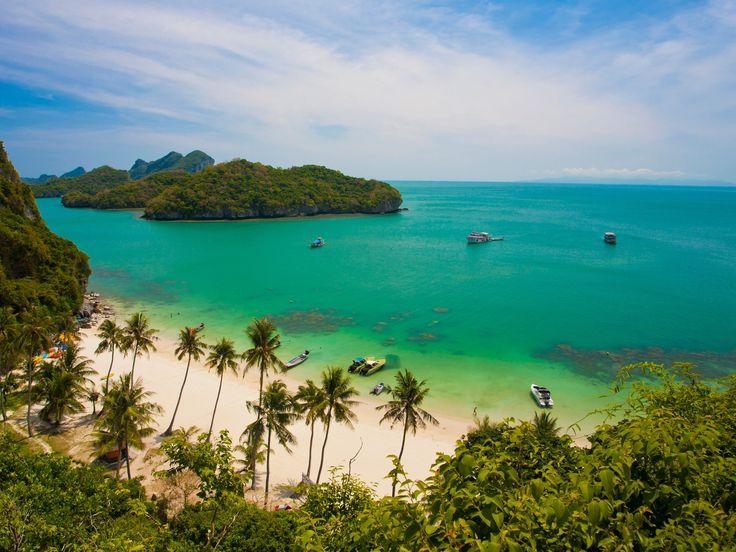 Ilhas da Tailândia para todos os tipos de viajantes - Spice up the Road