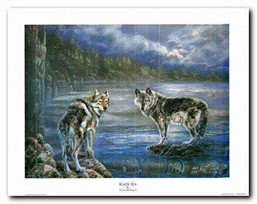 Snow Grey Wolf Wildlife Animal Black Sea Wall Décor Art P... https://www.amazon.com/dp/B01LX3OVFA/ref=cm_sw_r_pi_dp_x_ohk9xbA5KMEEC