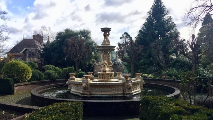 City Park, Launceston, Tasmania