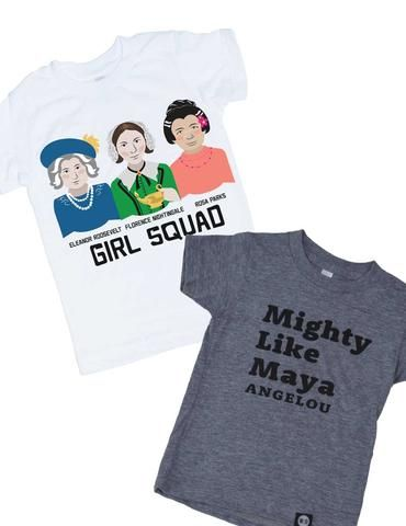 GIRL POWER! A bundle every girl needs ...for a limited time snag 2 tees and save!