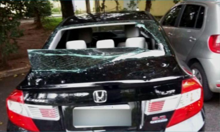 São Paulo: #Motorista do Uber é agredido por taxistas na zona oeste de SP