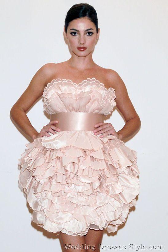 randi rahm wedding dress | ... Wedding Dress Collection: The Arabian Nights | Randi Rahm | Wedding