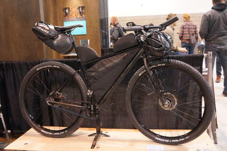 English Cycles - Tour Divide Bike