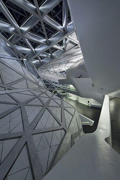 Zaha Hadid's Guangzhou Opera House