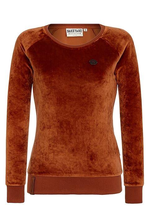 Kleding Naketano Fleece trui - copper Koper: € 44,99 Bij Zalando (op 13-7-17). Gratis bezorging & retour, snelle levering en veilig betalen!