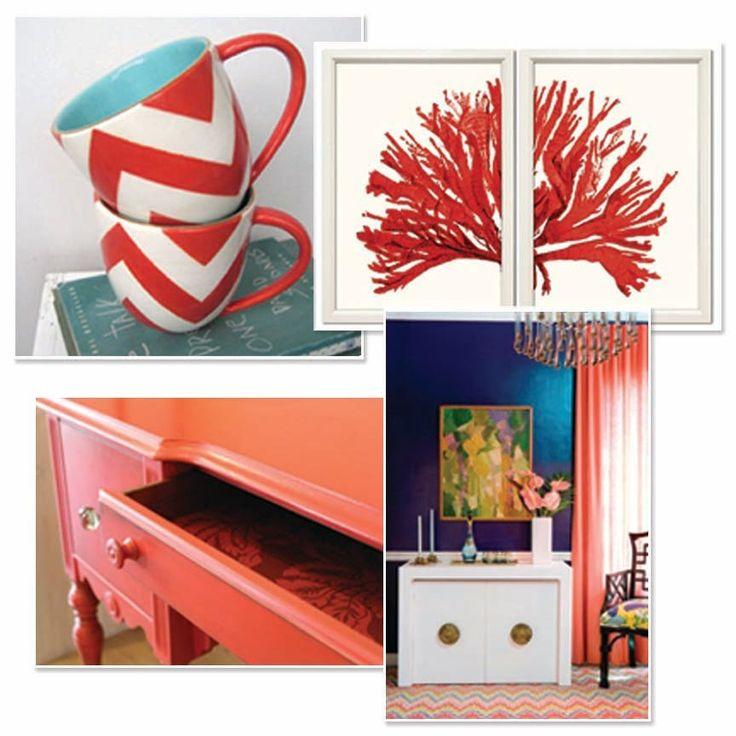 coral furniture | Vintage Redesign
