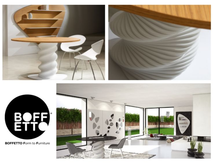 Details of Plectrum table design by Stefania Tieri for Boffetto