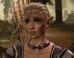 Výsledek obrázku pro lesní elfka šaty