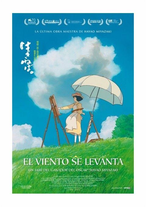 El viento se levanta  #Miyazaki http://cuchurutu.blogspot.com/2014/05/felizlunes-las-peliculas-de-hayao.html