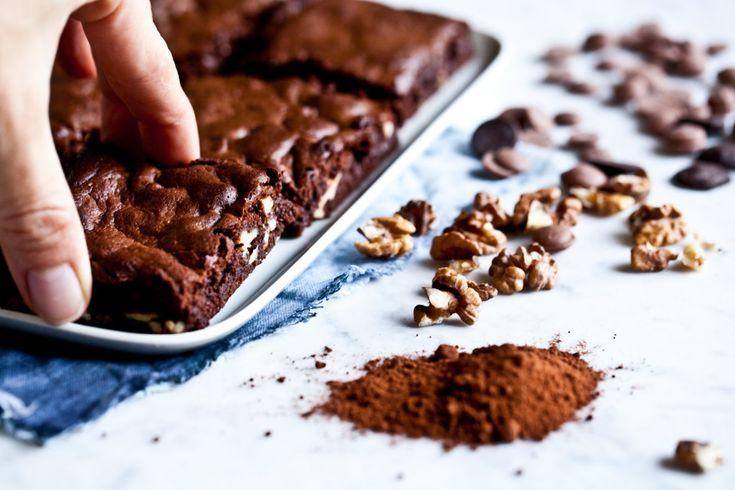 Bezlepkové brownies | KITCHENETTE