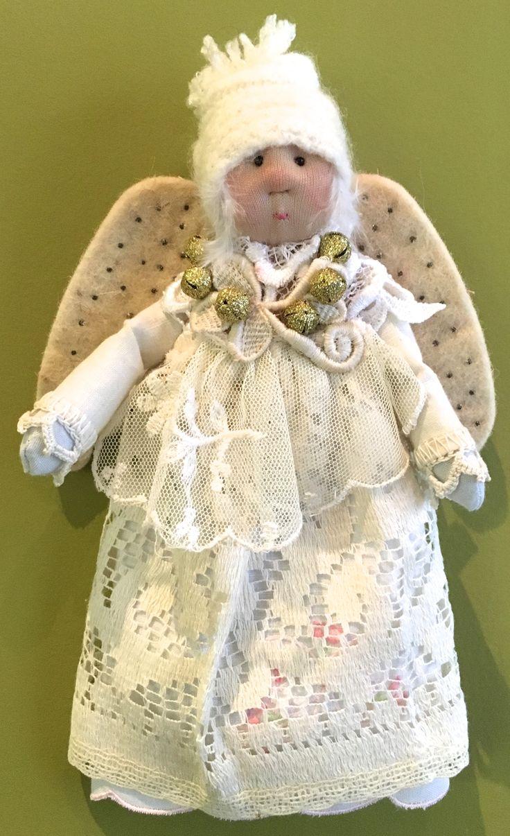 Snowbaby ornaments - Snowbaby Angel Ornaments