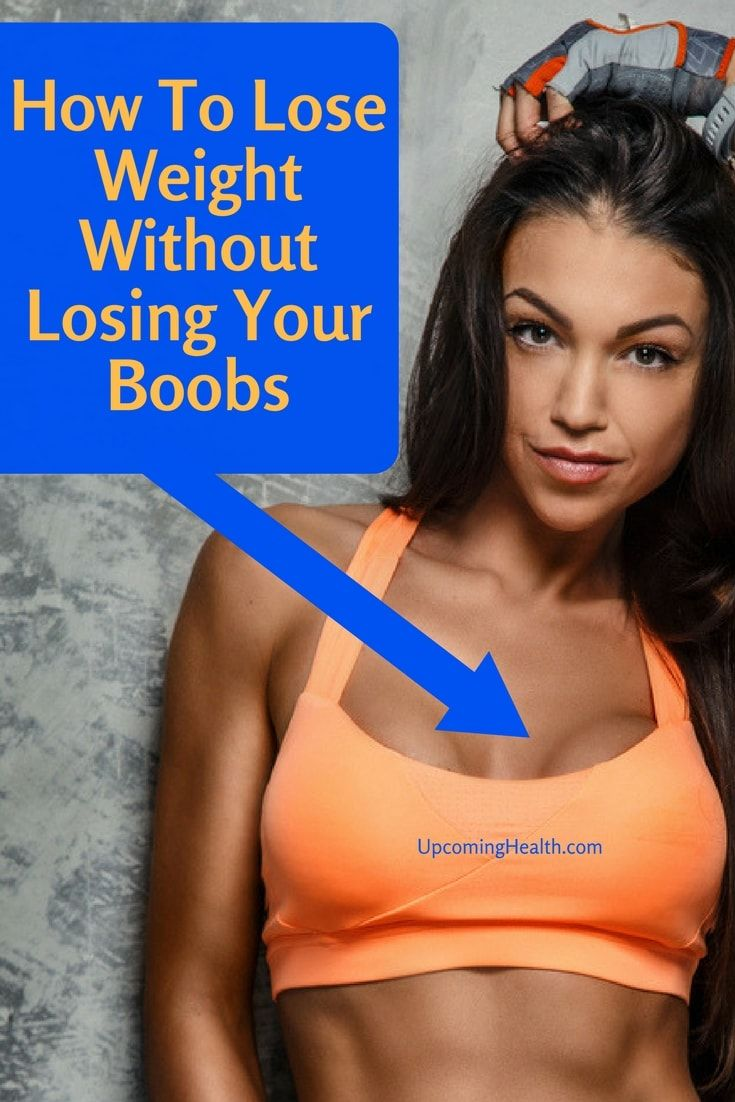 how to lose weight off stomach and breasts