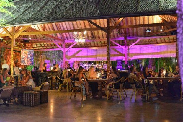 Restaurant Bambuddha, Near Santa Eulalia, road to St Joan road km 9.5 - Ibiza