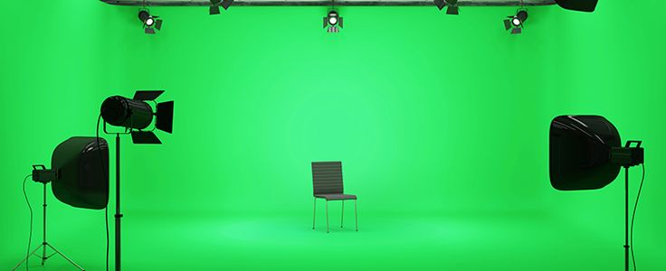 The Basic Fundamentals Of Lighting a Green Screen: Learning how to evenly light your green screen backdrop will give you better results when it comes time to edit your video.