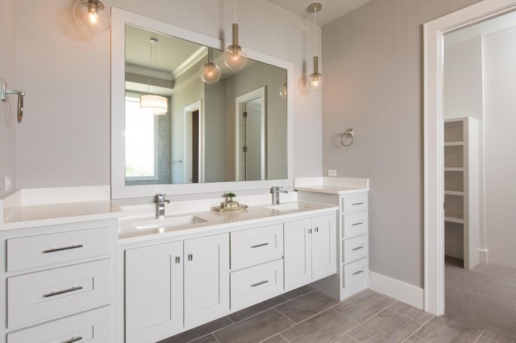 Bathrooms Photo Gallery | Custom Homes in Kansas City KS | Starr Homes