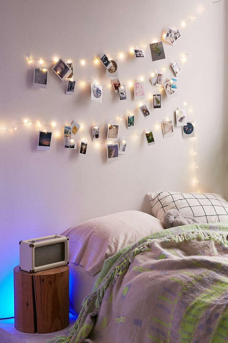 Funky String Lights For Dorms And Apartments : 367 best images about Dorm Room Ideas & College Tips on Pinterest College tips, Dorm room and ...