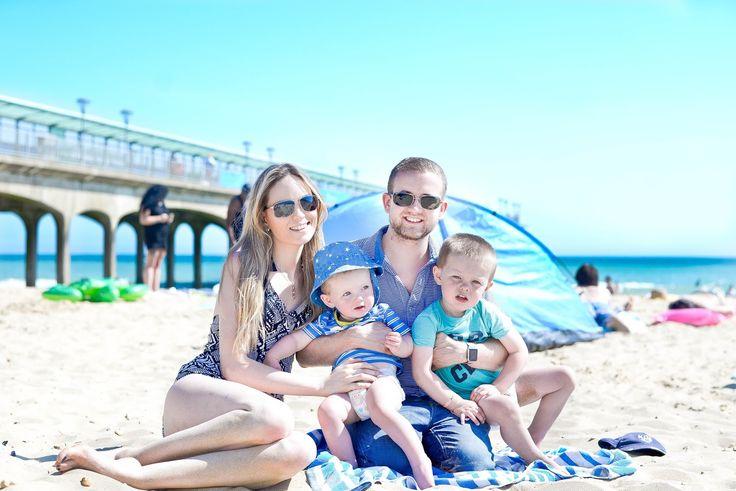 Boscombe Pier, Bournemouth, Beach UK, Sandy beach UK, family travel blog,