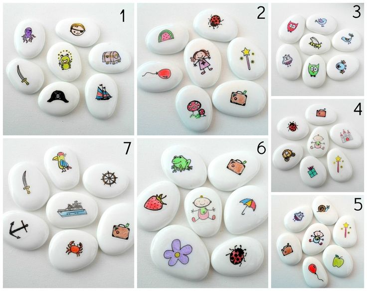 Image of Story Stones - AND THEN - Mixed Sets