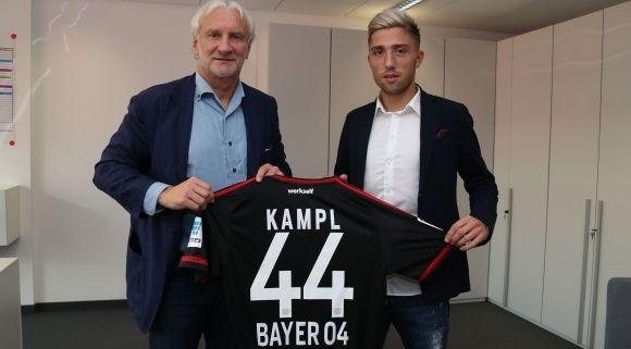 Kevin Kampl - Bayer 04 Leverkusen
