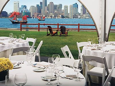 Hyatt Boston Harbor Weddings Boston Wedding Venues 02128