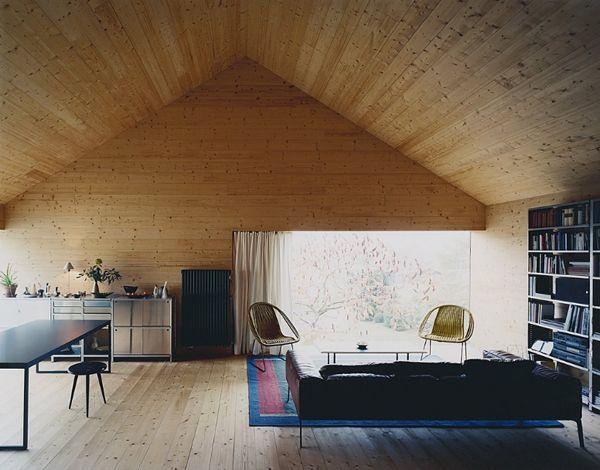 Loft Area, Spaces, Cabin, Interiors, Child'S Side, Architecture, House, Loft Room, Dreams Living Room