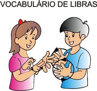 CEADA: Apostila Vocabulário em Libras 2015