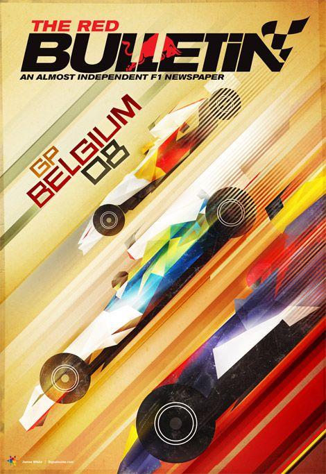 UK Red Bulletin Cover 2008