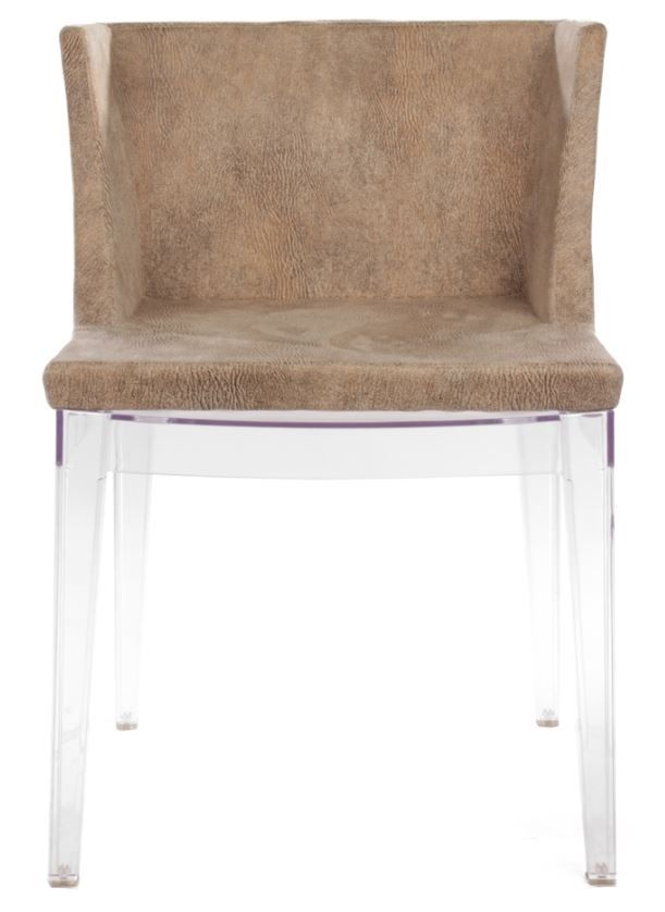Replica Philippe Starck Mademoiselle Chair - Light Croc