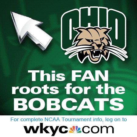 March Madness is about to begin!  Go Bobcats!  Feel free to download and share on Facebook.