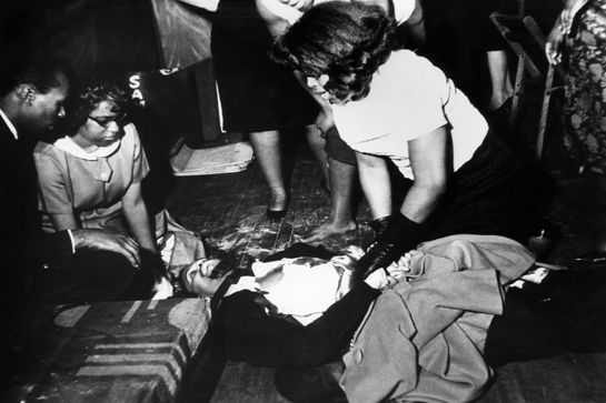 witness to the assassination of malcolm The assassination of malcolm x on february 21, 1965, the black leader malcolm x was assassinated as he started to address a rally in new york city malcolm x was a controversial figure.