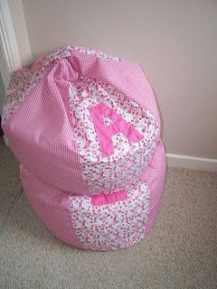DIY Bean Bag Chair Pattern