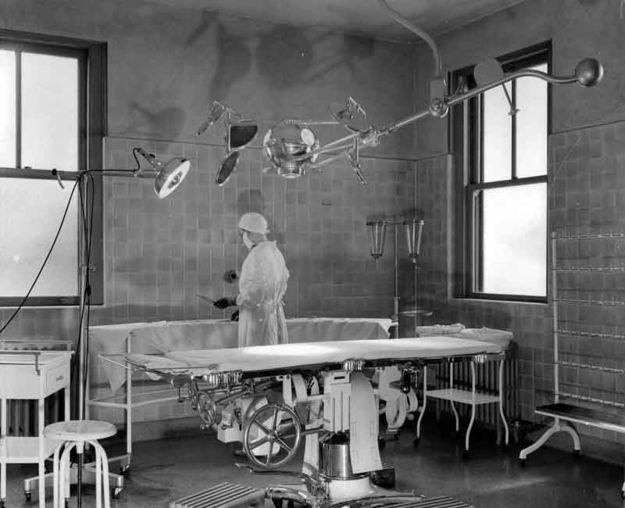 Terapia De Extraccion De Organos El Dr Henry Cotton Un