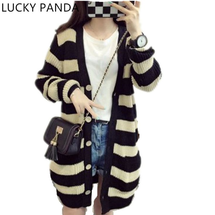 LUCKY PANDA herfst vrouw kleding losse fashIon V hals casual multicolor medium cardigaans truien LKC143 in Lucky Panda 2016 Women Winter Down Cotton Jacket Long Women Coat Thick Female Warm Clothes Parka fur Hairball High Quali van vesten op AliExpress.com | Alibaba Groep