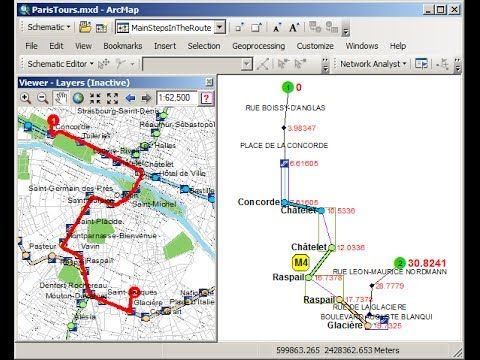 Spatial Join in ArcMap ArcGIS join point to line Spatial Join in Arcmap ArcGIS Spatial Analysis - Spatial Join in Geographic Information System (Industry) Ar...